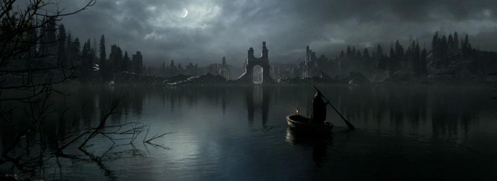 Dark Souls, Lake of Despair