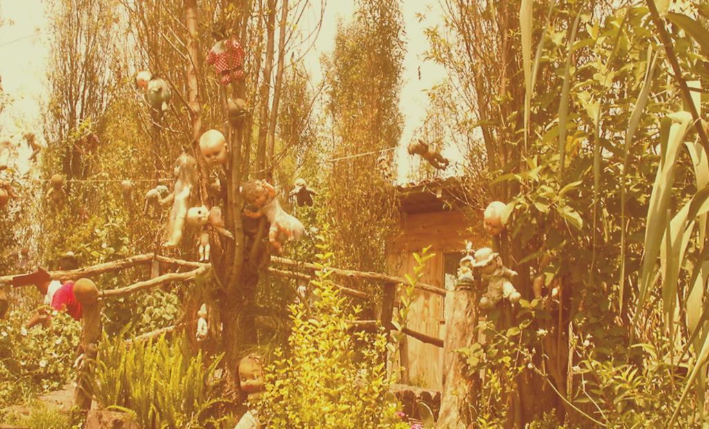 Garden of Strange