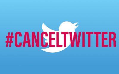 Cancel Twitter